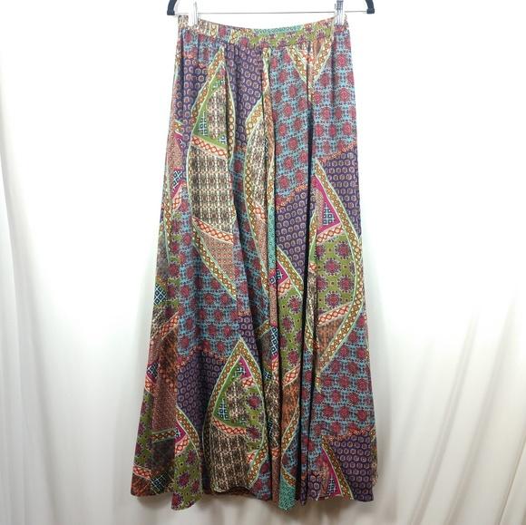 Mix Nouveau Dresses & Skirts - Mix Nouveau Boho Maxi Skirt